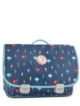 Satchel Jp by jeune premier Blue jp bags PAL18