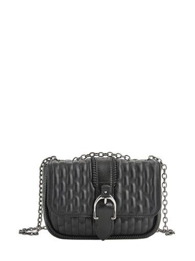 Longchamp Amazone matelassÉ Hobo bag Black