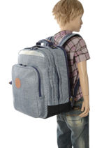 Backpack 2 Compartments + 15