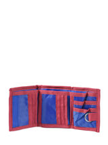 Wallet Fc barcelone Blue we are 490-8126-vue-porte