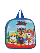 Mini Backpack Paw Patrol Paw patrol Blue pawei PAWEI02