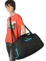 Sac De Voyage Cabine Luggage Quiksilver Noir luggage QYBL3152-vue-porte