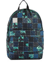 Backpack 1 Compartment Quiksilver Black youth access QYBP3512