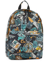 Sac à Dos 1 Compartiment Quiksilver Noir youth access QYBP3512