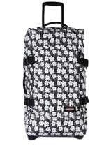 Softside Luggage Eastpak Black K62LAND