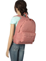 Sac à Dos 1 Compartiment Roxy Noir back to school RJBP3730-vue-porte
