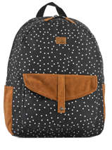 Backpack 1 Compartment Roxy Multicolor back to school RJBP3734