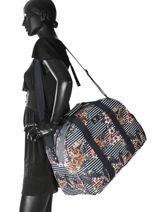 Sac De Voyage Cabine Luggage Roxy Noir luggage RJBP3751-vue-porte