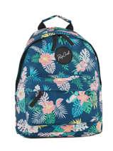 Backpack Mini Rip curl Blue flora LBPGL1