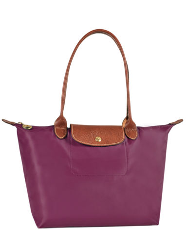 Longchamp Besaces Violet