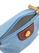 Longchamp Coin purse Blue-vue-porte