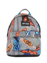 Backpack Mini Rip curl Black brush stokes BBPVL2