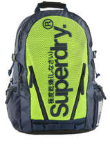 Backpack 2 Compartments Superdry Black backpack men M91022DQ