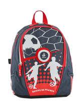 Backpack Mini Federat. france football Blue equipe de france 183X201S