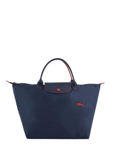 Longchamp Le pliage club Handbag Blue