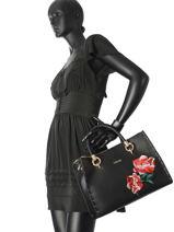 Shopping Bag Darsena Liu jo Black darsena A68045-vue-porte