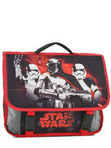 Satchel 2 Compartments Star wars Black 3d SWEI10