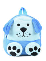 Backpack Mini Animal Blue kids KIDNI02