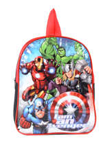 Backpack Mini Avengers Multicolor basic AST4085