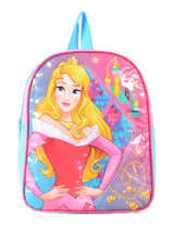Backpack Mini Disney Black princess AST4091