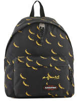 Backpack 1 Compartment Eastpak Black andy warhol K620AND