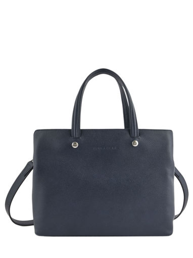 Longchamp Le foulonné Handbag Brown