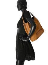 Longchamp Longchamp 3d Hobo bag Beige-vue-porte
