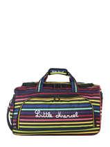 Travel Bag Raye Little marcel Multicolor raye 8850