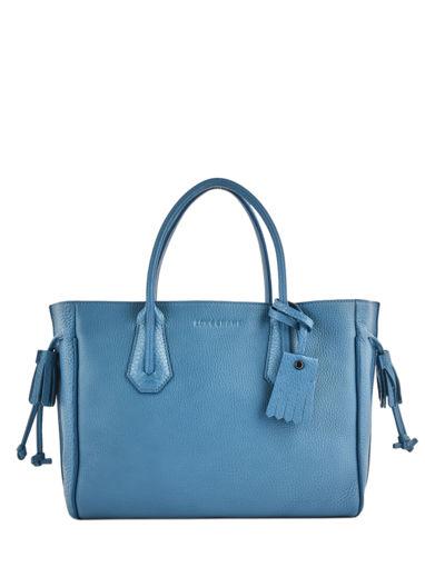Longchamp Pénélope Handbag Blue