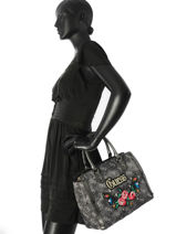 Shopping Bag Florence Guess Black florence DM699206-vue-porte