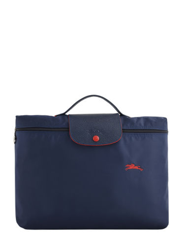 Longchamp Le pliage club Serviette Violet