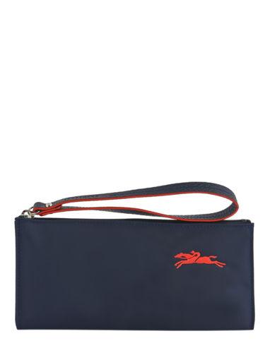 Longchamp Le pliage club Pochettes Bleu