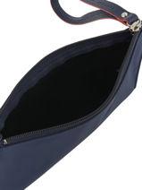 Longchamp Le pliage club Pochettes Bleu-vue-porte