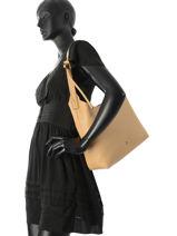 Shoulder Bag Junie Michael kors Black junie T8TX5H2L-vue-porte