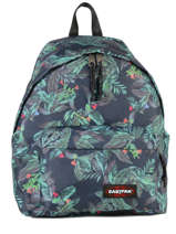 Backpack 1 Compartment A4 Eastpak Green pbg authentic PBGK620