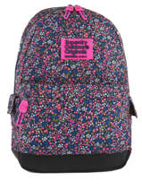 Backpack 1 Compartment Superdry Pink backpack woomen G91007JR