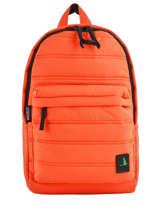 Sac à Dos 1 Compartiment Mueslii Orange classic 0RE