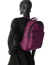 Backpack 1 Compartment Mueslii Violet classic 0RE-vue-porte