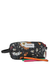 Trousse 1 Compartiment Dakine Multicolore girl packs 8160105W-vue-porte