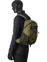 Backpack 1 Compartment Dakine Black street packs 8130-060-vue-porte