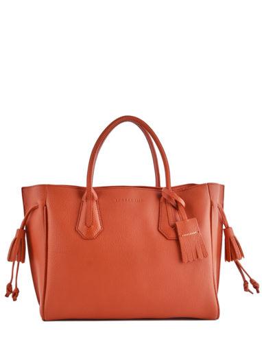 Longchamp Pénélope Handbag Orange