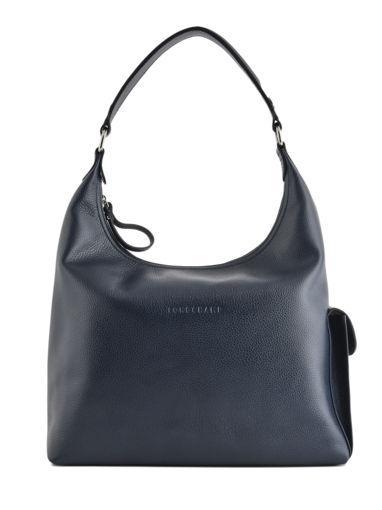 Longchamp Le foulonné Hobo bag Blue