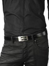 Belt Adjustable Katana Black atlanta C0021T-vue-porte