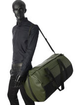 Travel Bag Softside Boston Rains Green boston 1290-vue-porte