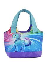 Sac Porte Epaule Mini La licorne magique Multicolore uni 9982UNI2
