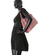 Sac Shopping Edie 31 Cuir Coach Rose edie 57125-vue-porte