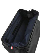 Toiletry Kit Tommy hilfiger Black easy nylon AM03944-vue-porte