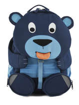Backpack Affenzahn Blue large friends AFZ-FAL1