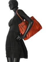 Sac Shopping Authentic Torrow Orange authentic X6751-1-vue-porte