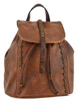Backpack Torrow Brown authentic X52711
